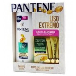 PANTENE SUAVE Y LISO PACK