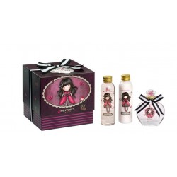 GORJUSS ESTUCHE COLONIA 50ML+GEL DE BAÑO 120ML+LECHE CORPORAL 120ML