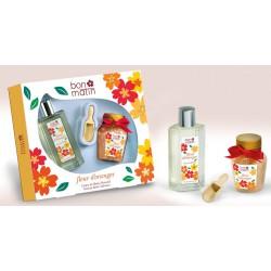 comprar perfumes online BON MATIN FLEUR D'ORANGER EDT 225 ML+ SALES DE BAÑO mujer