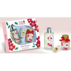comprar perfumes online unisex BON MATIN WHITE BLOOSSOM EDT 125ML +SALES DE BAÑO