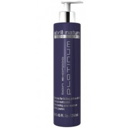 comprar acondicionador ABRIL ET NATURE BAIN SHAMPOO PLATINUM 250 ML