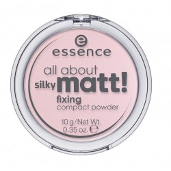 ESSENCE ALL ABOUT SILKY MATT POLVOS COMPACTOS 10 TRANSLUCENT ROSE danaperfumerias.com