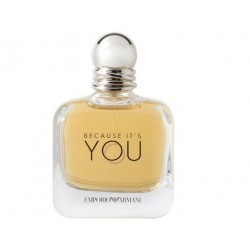 EMPORIO ARMANI BECAUSE IT'S YOU FOR HER EDP 150 ML VAPO