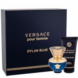 VERSACE DYLAN BLUE FEMME EDP 30 ML + B/L 50 ML SET REGALO