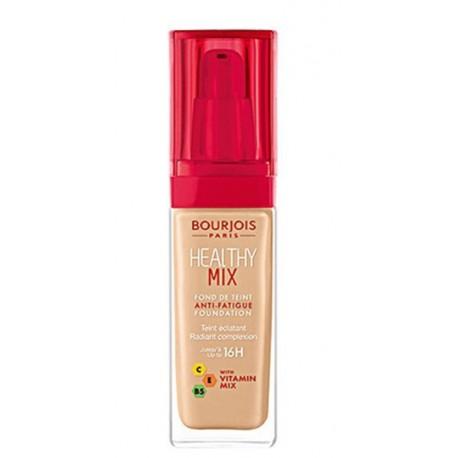 BOURJOIS HEALTHY MIX FOUNDATION FONDO DE MAQUILLAJE 053 BEIGE CLARO