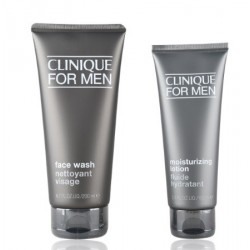 Comprar productos de hombre CLINIQUE FOR MEN JABON LIQUIDO FACIAL 200ML + LOCION HIDRATANTE 100ML danaperfumerias.com