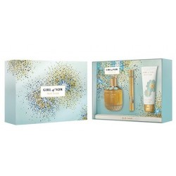 comprar perfumes online ELIE SAAB GIRL OF NOW EDP 90 ML +EDP 10ML + BODY LOTION 75 ML SET REGALO mujer