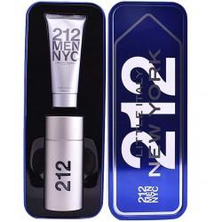 comprar perfume CAROLINA HERRERA 212 MEN EDT 100ML VAPO + GEL DE DUCHA 100ML danaperfumerias.com
