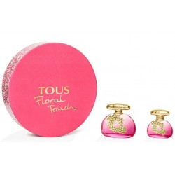 TOUS FLORAL TOUCH EDT 100 ML + EDT 30ML SET REGALO