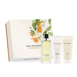 ANGEL SCHLESSER FLOR DE NARANJO EDT 100 ML VP. + GEL 100 ML + B/L 100 ML SET REGALO