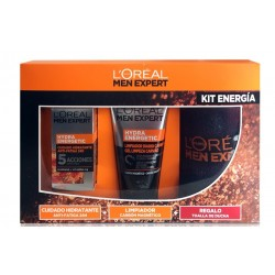 L'OREAL MEN EXPERT KIT ENERGIA SET REGALO