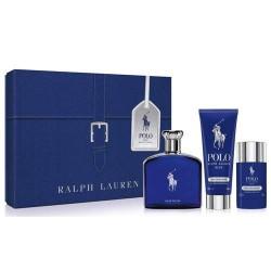 RALPH LAUREN POLO BLUE EDP 125 ML + EDP 20 ML + DEO STICK SET REGALO danaperfumerias.com/es/