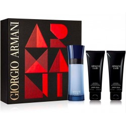 ARMANI CODE COLONIA 75 ML + GEL 75 ML + GEL 75 ML SET REGALO