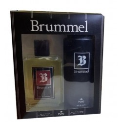 BRUMMEL EDC 250 ML + GEL BAÑO 400ML