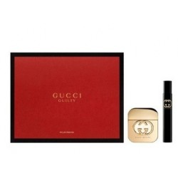 comprar perfumes online GUCCI GUILTY EDT 50 ML + EDT 7.4 ML SET REGALO mujer