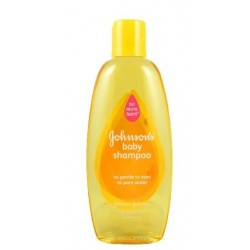 JOHNSON'S BABY CHAMPÚ 300 ML