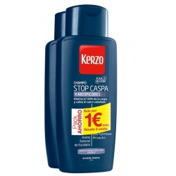 KERZO CHAMPU ANTI-CASPA PURIFICANTE 2X400ML