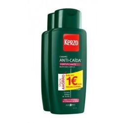 Comprar productos de hombre KERZO CHAMPU ANTI-CAIDA FORTIFICANTE 2X400ML danaperfumerias.com