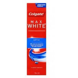 COLGATE MAX WHITE OPTIC PASTA DENTAL 75ML
