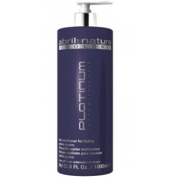 ABRIL ET NATURE PLATINUM TONER BLONDE HAIR 1000 ML danaperfumerias.com/es/