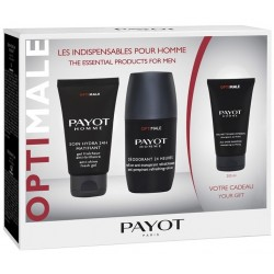 PAYOT OPTIMALE POUR HOMME HYDRA 24 H + 2 PRODUCTOS SET REGALO