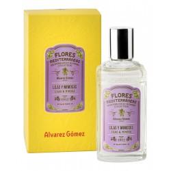 comprar perfumes online unisex ALVAREZ GOMEZ FLORES MEDITERRANEAS LILA Y MIMOSAS EDT 80 ML