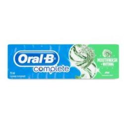 ORAL B COMPLETE EXTRA FRESCO PASTA DIENTES 75 ML