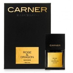 CARNER BARCELONA ROSE & DRAGON EDP 50ML