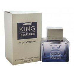 comprar perfumes online ANTONIO BANDERAS KING OF SEDUCTION EDT 50 ML mujer