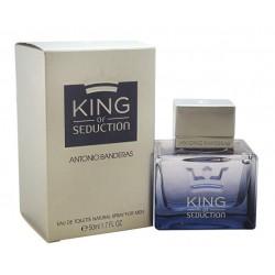 ANTONIO BANDERAS KING OF SEDUCTION EDT 50 ML danaperfumerias.com/es/