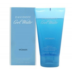 DAVIDOFF COOL WATER WOMAN SHOWER GEL 150ML