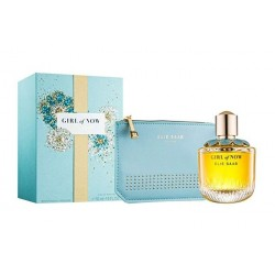comprar perfume ELIE SAAB GIRL OF NOW EDP 50 ML + NECESER SET REGALO danaperfumerias.com