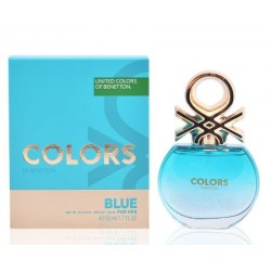comprar perfume BENETTON COLORS BLUE EDT 50 ML VAPORIZADOR danaperfumerias.com