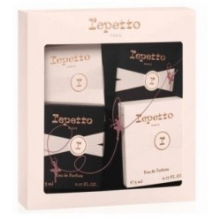REPETTO MINI SET REGALO 2X5ML EDP + 2X5ML EDT