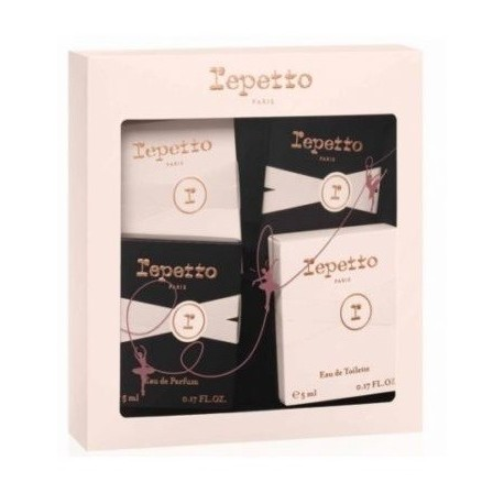 comprar perfume REPETTO MINI SET REGALO 2X5ML EDP + 2X5ML EDT danaperfumerias.com