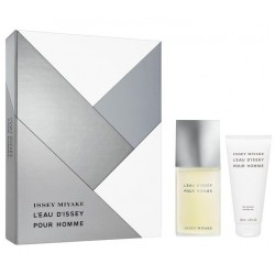 ISSEY MIYAKE L'EAU D'ISSEY POUR HOMME EDT 125ML + GEL 75ML SET
