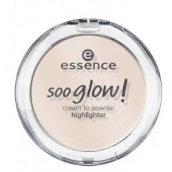 ESSENCE SOO GLOW! ILUMINADOR EN CREMA  10 LOOK ON THE BRIGHT SIDE