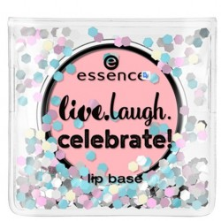 ESSENCE LIVE LAUGHT CELEBRATE BASE PARA LABIOS 01 LET'S GET IT STARTED 1.70GR