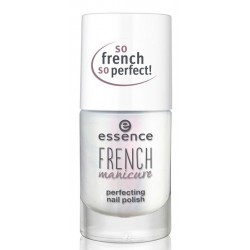 ESSENCE ESMALTE UÑAS FRENCH MANICURE 01 LET'S BE FRENCH'S 10ML