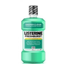 LISTERINE FRESH BURST ENJUAGUE BUCAL 500ML danaperfumerias.com/es/