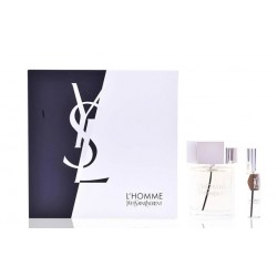 comprar perfume YSL L´HOMME EDT 100 ML VP. + EDT 10ML SET REGALO danaperfumerias.com
