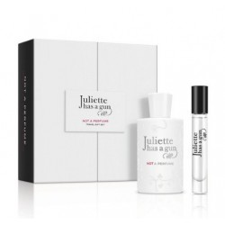 comprar perfumes online JULIETTE HAS A GUN NOT A PERFUME EDP 100 ML + MINI 7.5 ML SET REGALO mujer