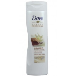 DOVE BODY LOCION MANTECA DE KARITE & VAINILLA 250ML