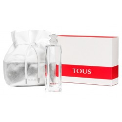 TOUS EDT 90 ML + BOLSA NECESER SET REGALO