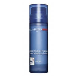 CLARINS MEN FLUIDO SUPER HIDRATANTE SPF20 50ML