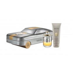 comprar perfumes online hombre AZZARO WANTED EDT 50 ML + SHOWER GEL 100 ML SET REGALO