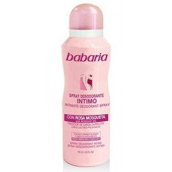 BABARIA SPRAY DESODORANTE INTIMO 150ML