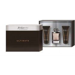 BALDESSARINI ULTIMATE EDT 50ML + GEL DE DUCHA 2 X 50ML SET REGALO