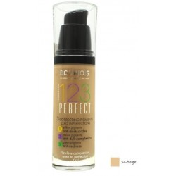 BJS 123 PERFECT FOUNDATION 054 BEIGE 30ML
