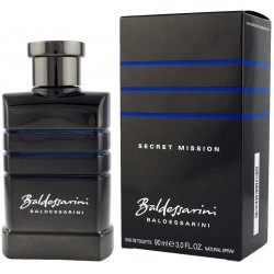 comprar perfumes online hombre BALDESSARINI SECRET MISSION EDT 90 ML